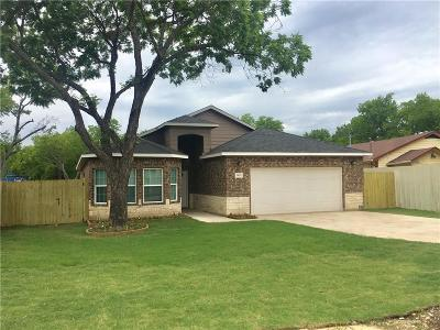 Single Family Home For Sale: 3423 Peoria Street
