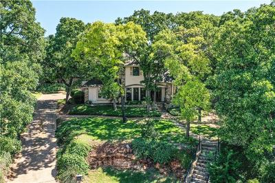 Trophy Club Single Family Home Active Option Contract: 3 Shady Oaks Court