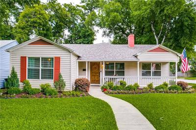 Arlington Heights Single Family Home For Sale: 3837 Pershing Avenue