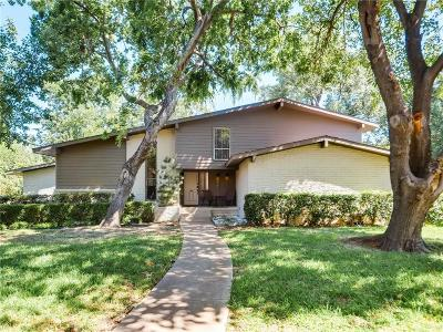 Dallas Single Family Home For Sale: 3617 Parader Court