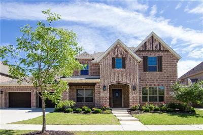 Little Elm Single Family Home For Sale: 832 Boardwalk Way