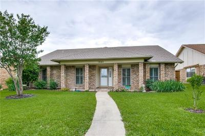 Carrollton Single Family Home For Sale: 2043 Cologne Drive