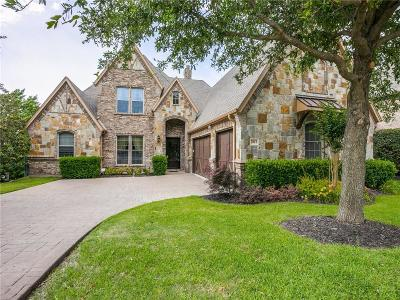 Keller Single Family Home Active Option Contract: 2813 Cotswold Court