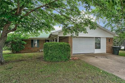 Sherman Single Family Home For Sale: 3221 N Loy Lake Road