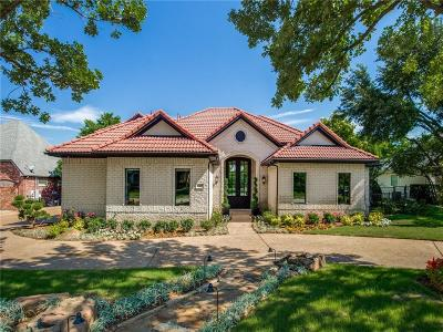 Denton County Single Family Home For Sale: 6605 Castle Pines Drive