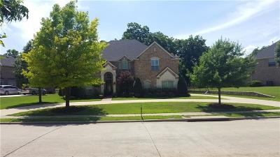 Rowlett Single Family Home Active Contingent: 10209 Huffines Drive