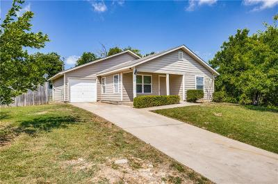 Fort Worth Single Family Home Active Option Contract: 3223 33rd Street