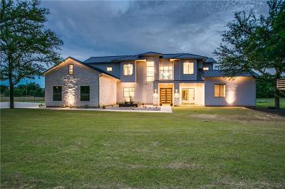 Bartonville Single Family Home Active Option Contract: 784 Stonewood Boulevard