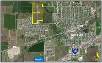Royse City Residential Lots & Land For Sale: 822 W Church Street