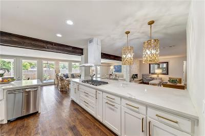 Fort Worth Single Family Home For Sale: 3713 Summercrest Drive