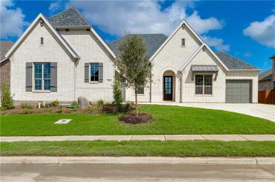 Flower Mound Single Family Home For Sale: 11612 Little Elm Creek Road