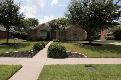 Kennedale Single Family Home Active Option Contract: 608 Winterwood Drive