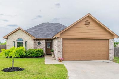 Weatherford Single Family Home Active Kick Out: 1860 Pheasant Drive