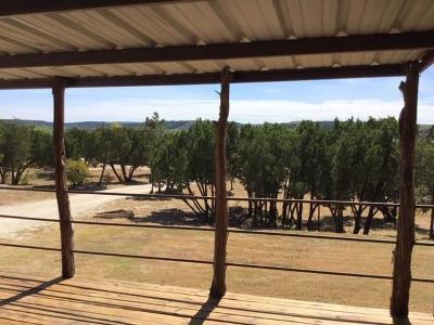 Possum Kingdom Lake TX Single Family Home For Sale: $179,000