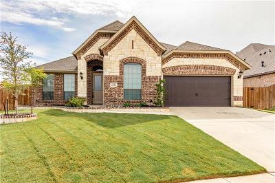 Fort Worth Single Family Home For Sale: 8605 Cloudyway Drive