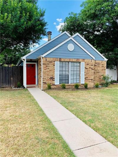 Coppell Single Family Home For Sale: 920 Sugarberry Drive