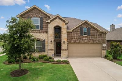 Prosper Single Family Home Active Option Contract: 1601 Medina Lane