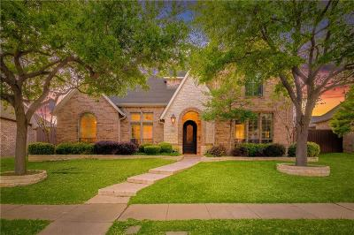 Denton County Single Family Home For Sale: 6621 Terrace Mill Lane