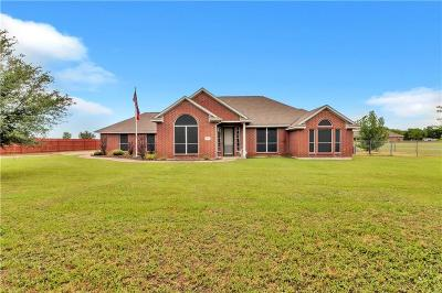 Midlothian Single Family Home For Sale: 2445 McAlpin Road