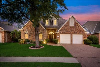 Irving Single Family Home For Sale: 844 Canyon Crest Drive