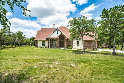 Weatherford Single Family Home For Sale: 263 Bishop Drive