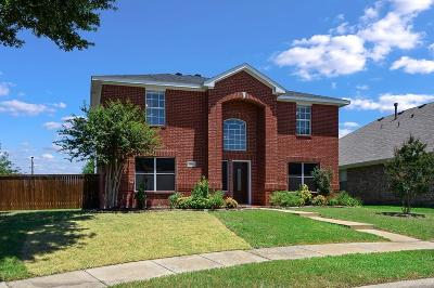 Denton County Single Family Home For Sale: 5600 Bedford Lane