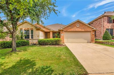 Fort Worth Single Family Home For Sale: 4813 Cliburn Drive