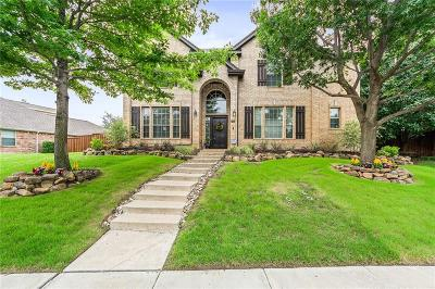 The Colony Single Family Home For Sale: 3813 Northpark Drive