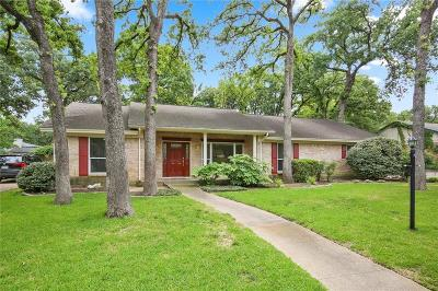 Euless Single Family Home For Sale: 203 Shelmar Drive