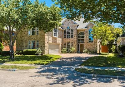 McKinney Single Family Home For Sale: 5421 N Briar Ridge Circle