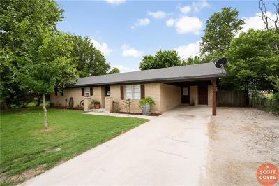 Bangs TX Single Family Home Active Option Contract: $119,900