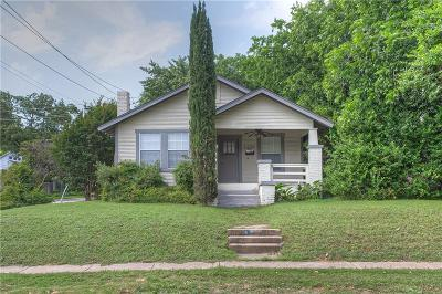 Single Family Home For Sale: 5336 Pershing Avenue