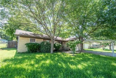 Mineral Wells Single Family Home For Sale: 505 Brazos Drive