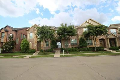 Irving Single Family Home Active Option Contract: 8612 Iron Horse Drive