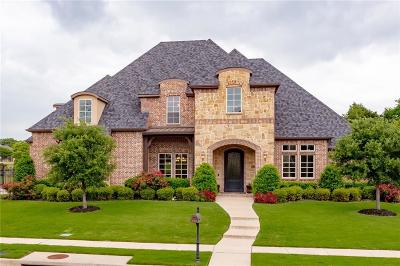 Southlake Single Family Home For Sale: 608 Rancho Laredo Trail