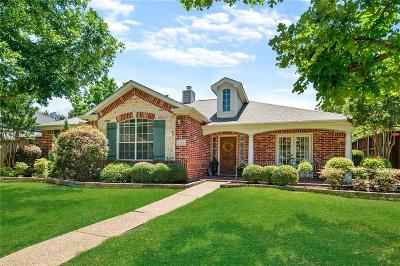 Frisco Single Family Home Active Option Contract: 11741 Humberside Drive