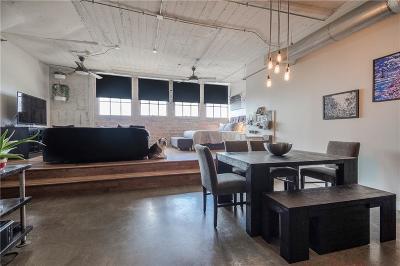 Downtown Dallas Condo For Sale: 1122 Jackson Street #1003