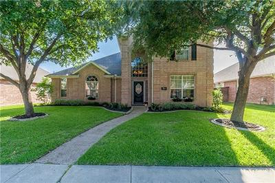 Coppell Single Family Home For Sale: 711 Willow Ridge Court