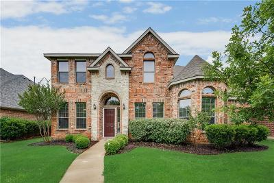 McKinney Single Family Home Active Contingent: 6305 Flagstone Drive