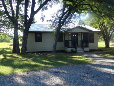 Grayson County Single Family Home Active Contingent: 41 Reality Road