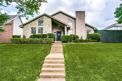 Single Family Home For Sale: 5805 Sand Shell Court