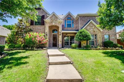 Rockwall Single Family Home Active Option Contract: 834 Cedarbluff Drive