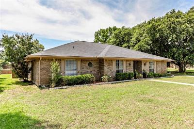 Fort Worth TX Single Family Home For Sale: $268,000