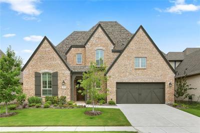 Celina Single Family Home For Sale: 3415 Bel Terra Drive