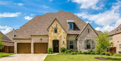 Flower Mound Single Family Home Active Option Contract: 1712 Milford Drive
