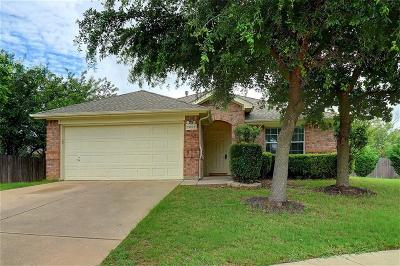 Fort Worth Single Family Home Active Option Contract: 11604 Turkey Creek
