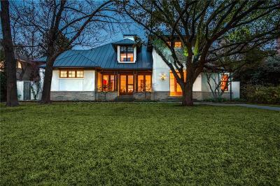 Single Family Home For Sale: 3504 Lexington Avenue