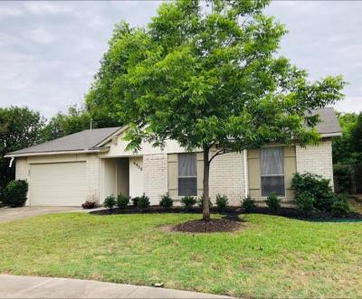 North Richland Hills Single Family Home Active Option Contract: 6900 Southampton Drive