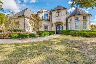 Allen, Celina, Dallas, Frisco, Mckinney, Melissa, Plano, Prosper Single Family Home For Sale: 6051 Jordan Way