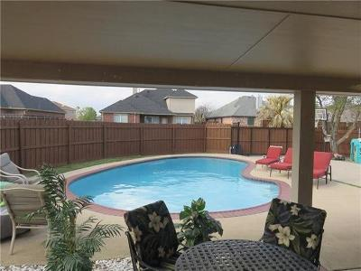 Wylie Single Family Home Active Contingent: 1218 Anchor Drive